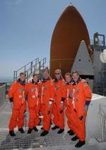 equipaggio missione atlantis sts-115