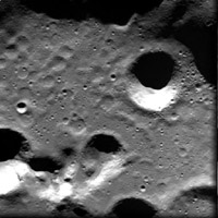 il cratere Jacobi