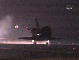Atterraggio Atlantis STS-115