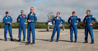 equipaggio STS-115