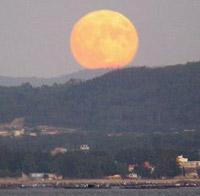 Lo strano chiaro di luna