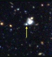Una strana supernova