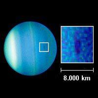 Macchia nera Urano