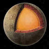 Mercurio ha un nucleo fuso