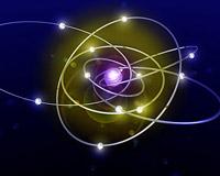 immagine atomo