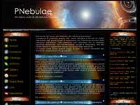 Pnebulae, il sito sulle nebulose planetarie