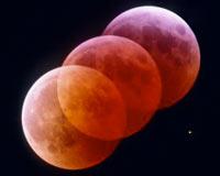 Eclisse di Luna del 3 Marzo 2007