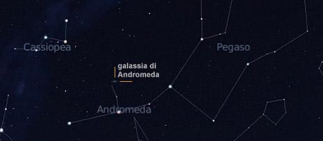 Galassia di Andromeda - M31