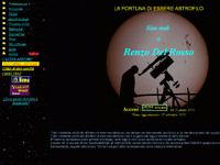 Renzodelrosso.com - La fortuna di essere astrofilo