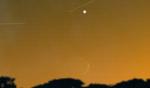 Congiunzione Luna - Giove giorno 12 ore 18.00