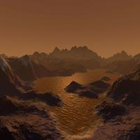 Gli idrocarburi di Titano