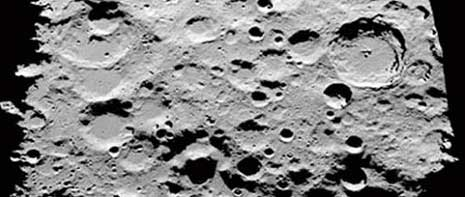 Superficie lunare
