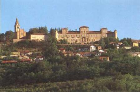 Il castello di Magliao Alfieri