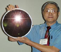 Peter Chen e il suo specchio lunare