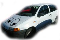 La vecchia automobile