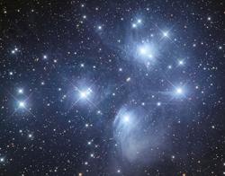 Ammasso aperto delle Pleiadi