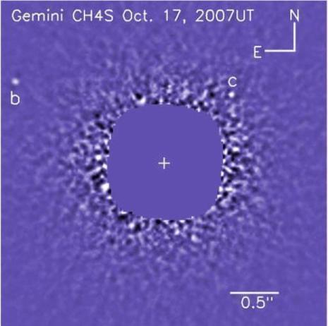 Gemini CH4S