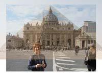 Confronto tra piramide di Cheope e S. Pietro