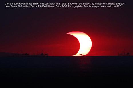 Eclissi anulare del 26 gennaio 2009