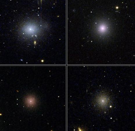 Anche le galassie si proteggono