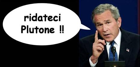 L'indignazione di Bush