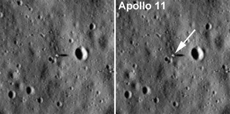 Sito di allunaggio della missione Apollo 11