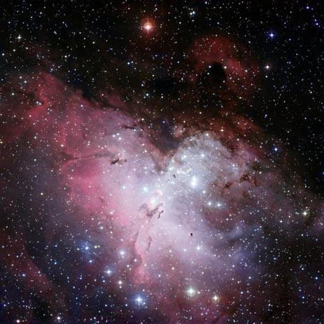 L'ultima immagine a grande campo ripresa all'ESO