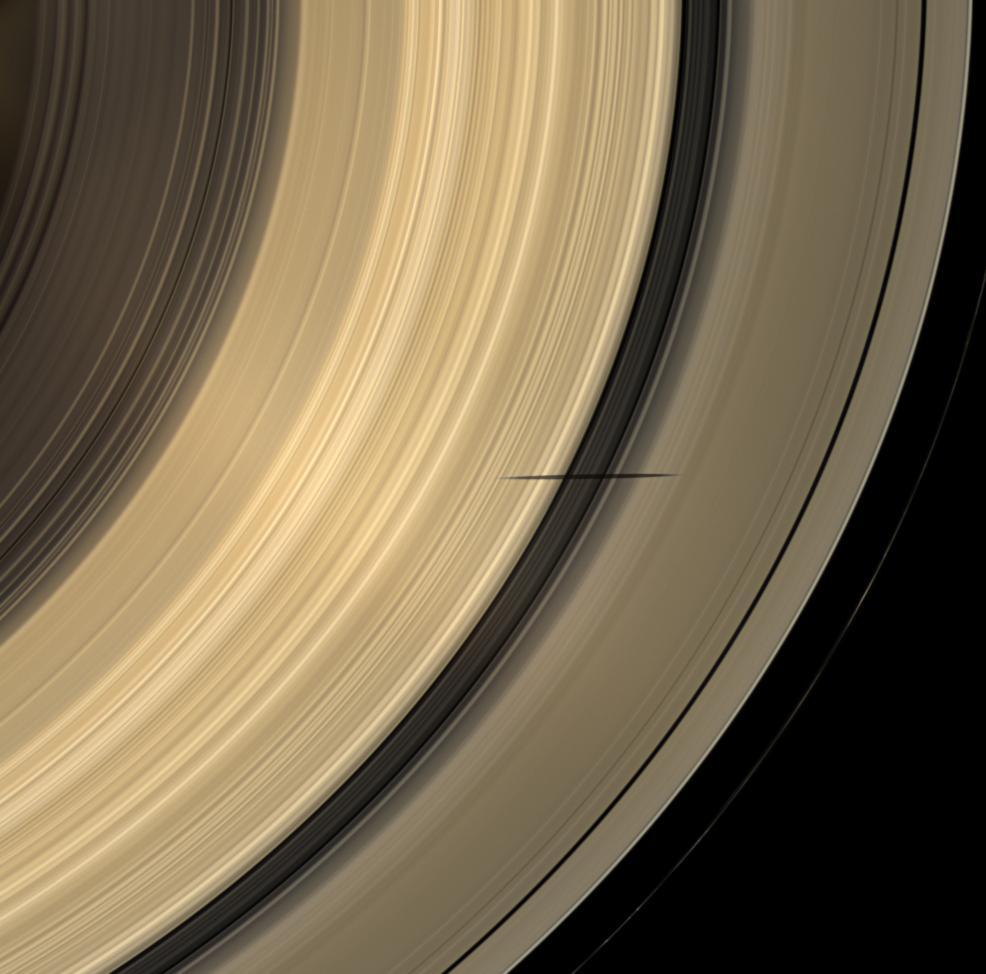 Saturno e i suoi anelli parte 8 for I suoi e i suoi bagni