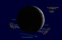 diagramma occultazione di Antares