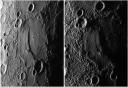 Area particolare di Mercurio