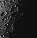 Zona del terminatore di Mercurio