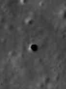 cava sotterranea sulla Luna
