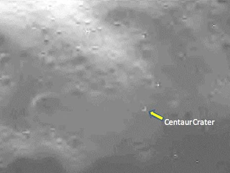 nuovo cratere