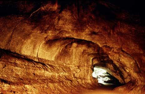 Caverna sotterranea