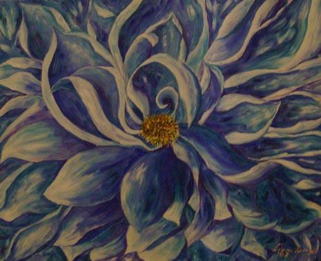 Il fiore alieno