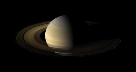 Mosaico si Saturno
