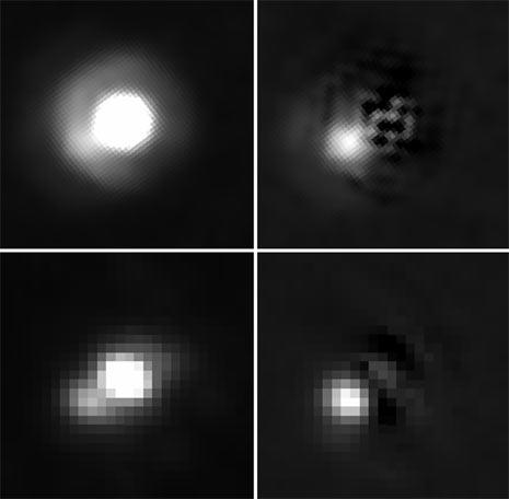 Il sistema binario 2M J044144