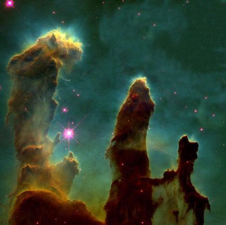 Nebulosa dell'Aquila