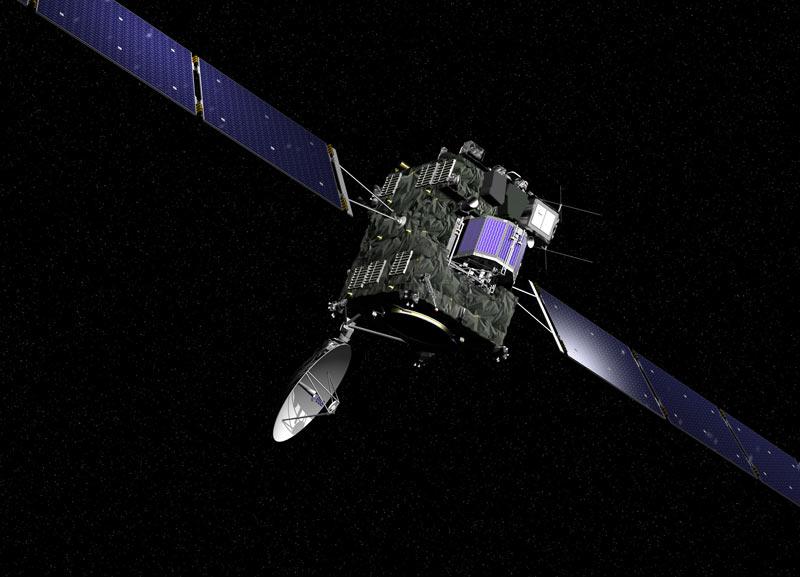 Risultati immagini per sonda Rosetta