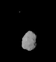 Lutetia e Saturno
