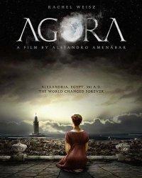 AGORA, di Alejandro Amenàbar. Con Rachel Weisz, Max Minghella, Oscar Isaac. Spagna, 2009