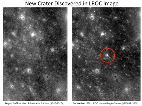 Le comparazioni da parte del Team Scientifico dell'LROC