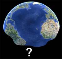 Metà della Terra è sparita!