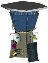 disegno schematico della sonda