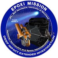 Il logo della missione