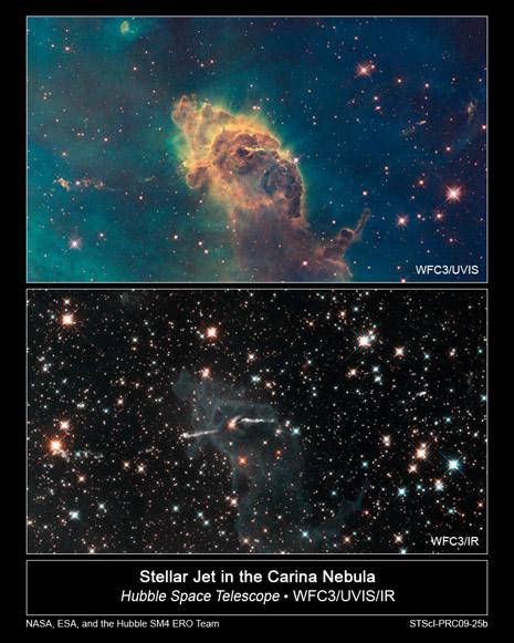 La Nebulosa della Carena