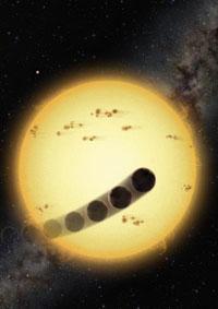 Scoperto il trucco dei Giove caldi e retrogradi