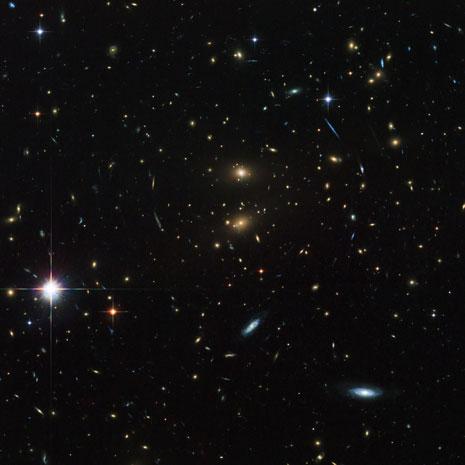 ammasso galattico LCDCS-0829