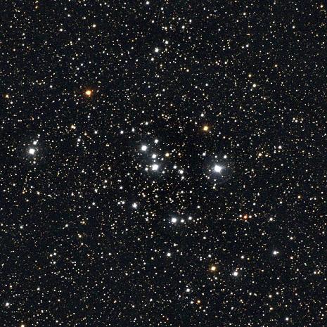 L'ammasso aperto M47