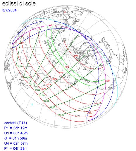L'eclissi di luglio 2084